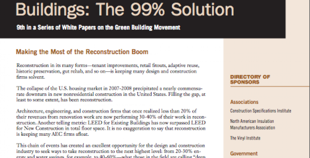Chapter 5 Leed Eb And Green Globes Cieb Rating Sustainable