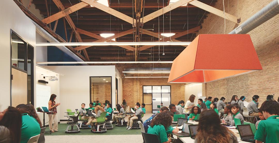 K 12 SCHOOL SECTOR GIANTS To Succeed School Design Must Replicate Real