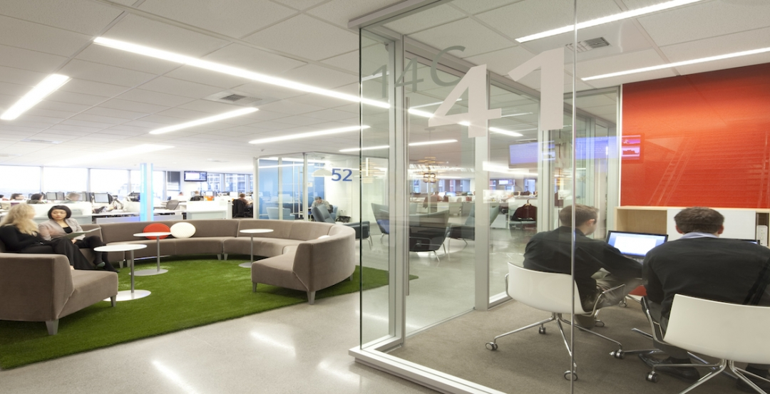 8 must know trends in office fitouts building design construction