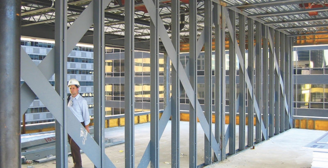 Aia Course Steel On The Rise In Multifamily And Taller