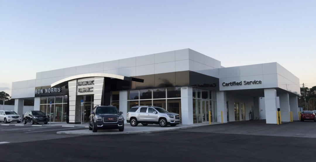 Metal Building Helps Family Business Building Design