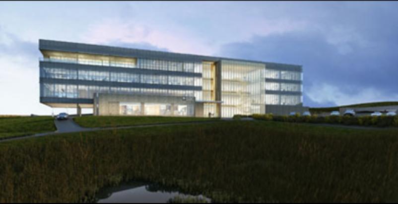 LEO A DALYs design for the headquarters reflects SACs close culture, collabora