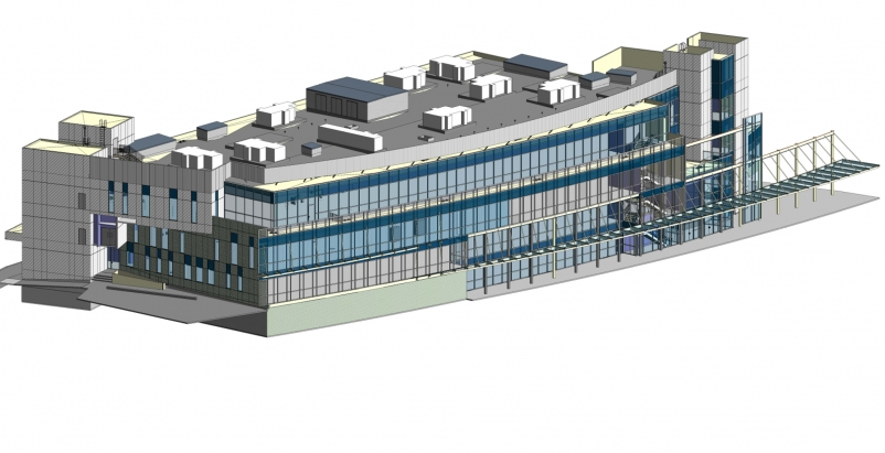 The MLK, Jr. Multi-Service Ambulatory Care Center will pursue a variety of LEED
