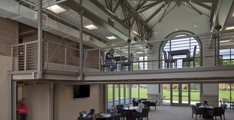 Cumberland Universitys Learning Commons was created with a limited budget throu