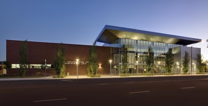 Arcadia (Calif.) High School opens $20 million performing arts center
