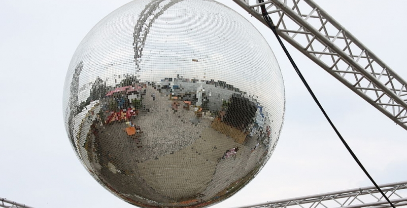 Louisville group plans on building world's largest disco ball
