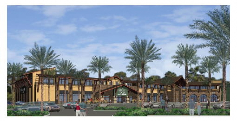 Smith Consulting Architects Flower Hill San Diego