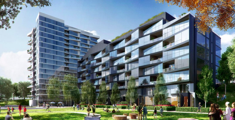 Designs revealed for new multifamily residences on San Francisco's west side