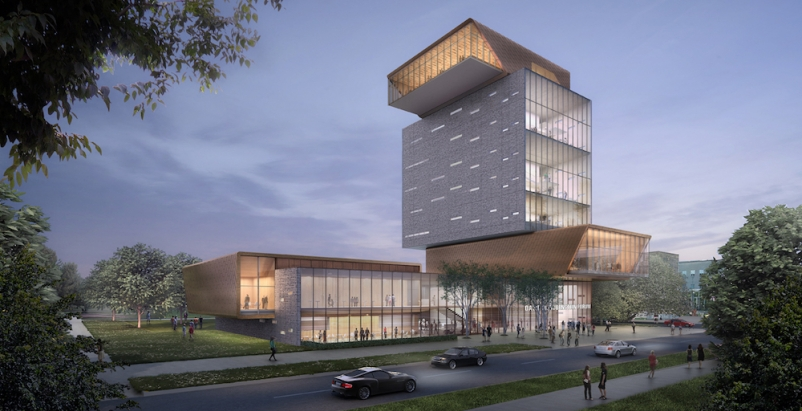 U. of Chicago approves Diller Scofidio + Renfro design for new campus building