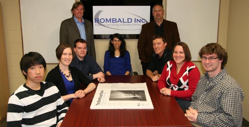 The Rombald team