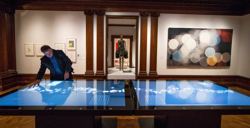 How museums engage visitors in a digital age