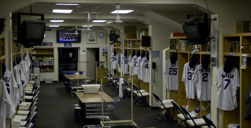 Chicago Cubs continue Wrigley Field renovations with new clubhouse