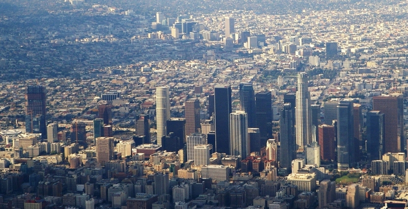 Los Angeles launches 'Drop 100′ campaign to reduce water use in commercial buildings