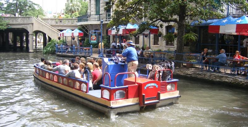 San Antonio launches river barge design competition