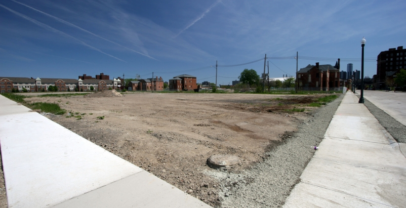 Detroit plans massive effort to convert vacant properties to green spaces
