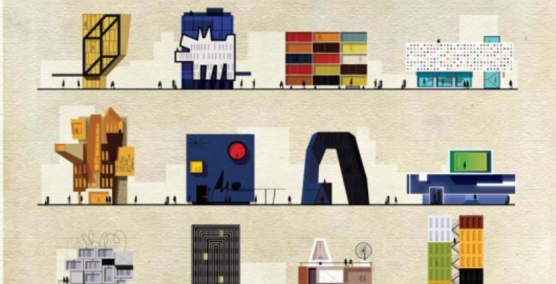 Illustrations: courtesy Federico Babina.