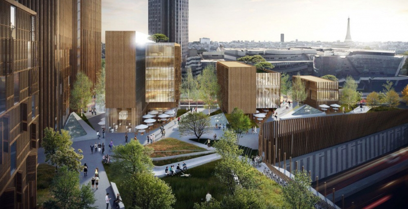 World's tallest wood building design unveiled by MGA