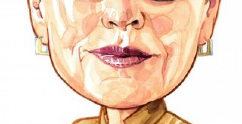 Nila Leiserowitz (Tribune illustration by Rick Tuma).