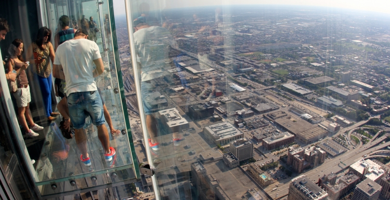 The 75 tallest observation decks in the world