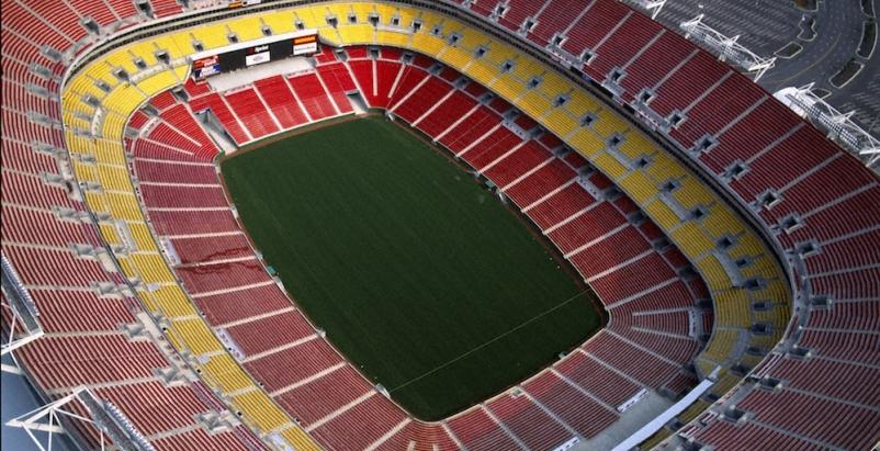 Washington Redskins hire Bjarke Ingels Group to design new stadium