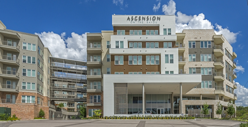 Exterior of Ascension on the Bayou
