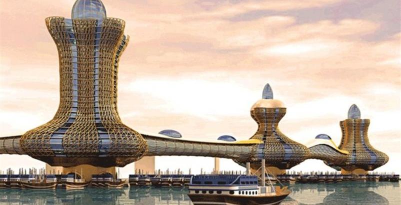 Dubai Announces Construction of Aladdin City