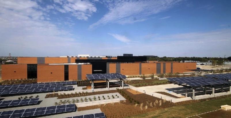 Top 10 markets for data center construction