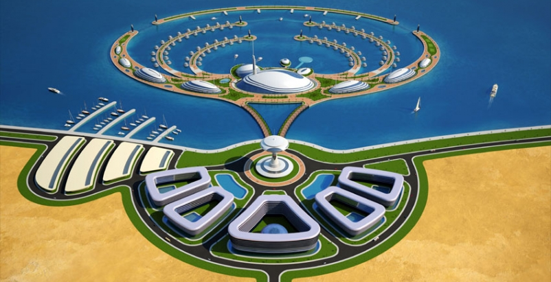 Must See Semi Submerged Hotel Planned For Qatar S Man