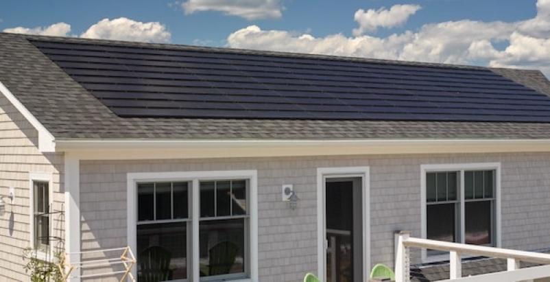 Tesla S Musk Eyes Solar Shingles As Next Venture