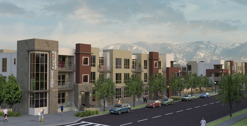 Arista Uptown Apartments is a transit-oriented apartment community designed to f