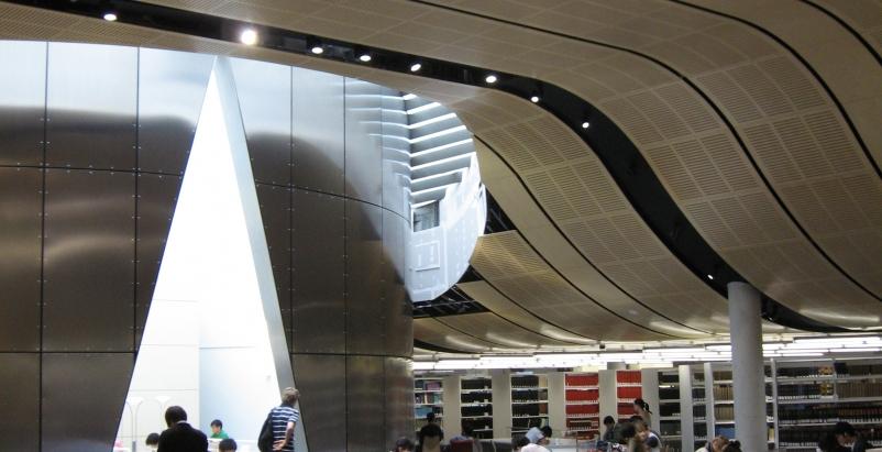 Enhanced acoustical design building design construction for Indoor environmental quality design