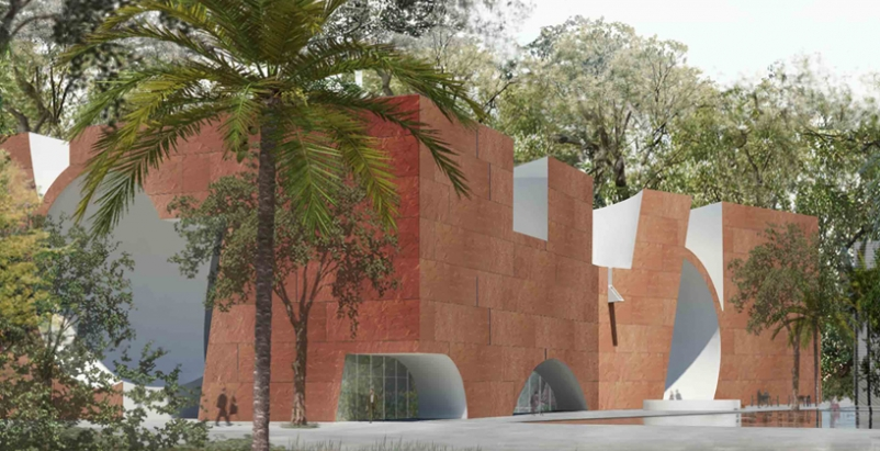 Renderings: Steven Holl Architects