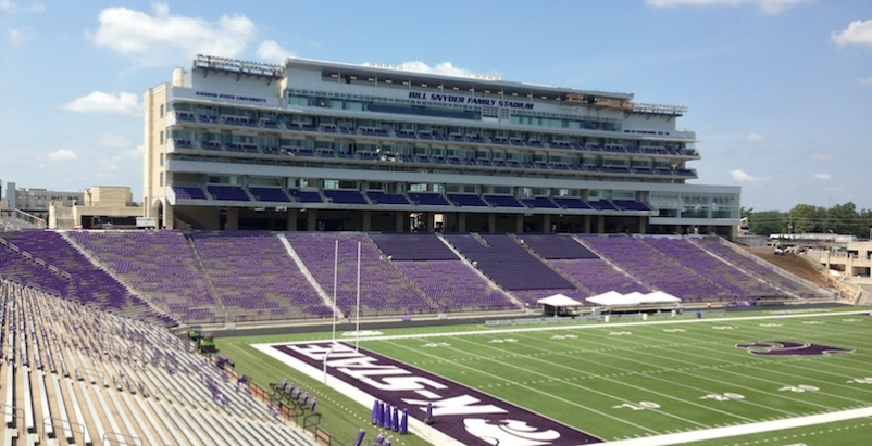 First Look K State S Bill Snyder Family Stadium Expansion