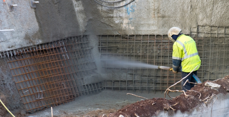 American Concrete Institute releases new Guide to Shotcrete