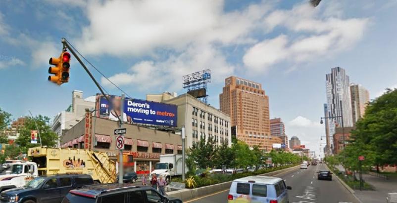 Downtown Brooklyn. Image via Google Maps
