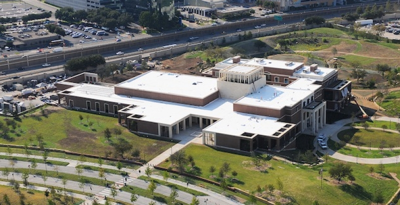 George W. Bush Presidential Center among award-winning roofing projects honored