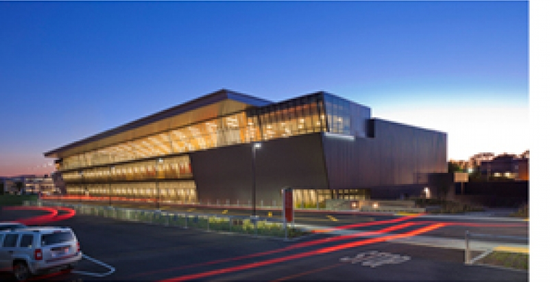 C.W. Driver utilized a variety of sustainable building practices during construc