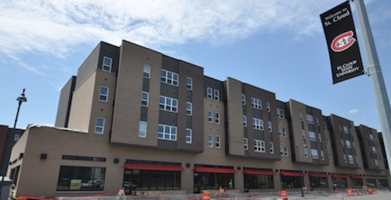 Coborn Plaza, a mixed-use development, is a P3 involving 5th Avenue Development,