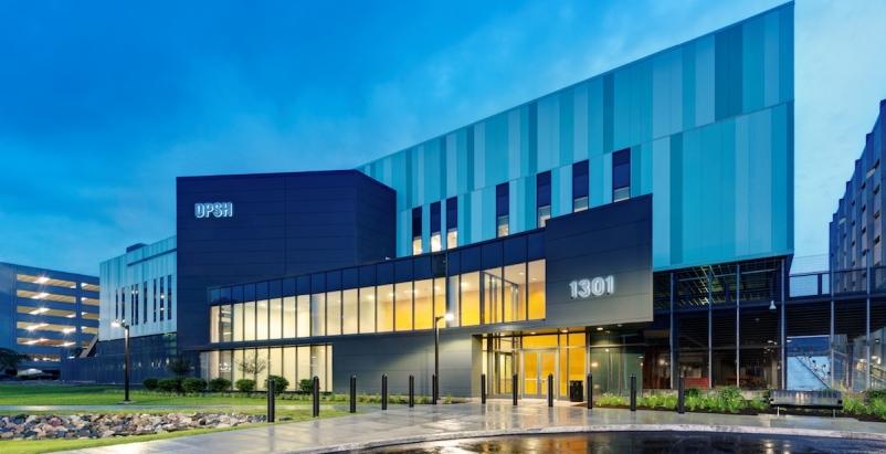 Public Safety Headquarters, Detroit. Photo: courtesy Valspar