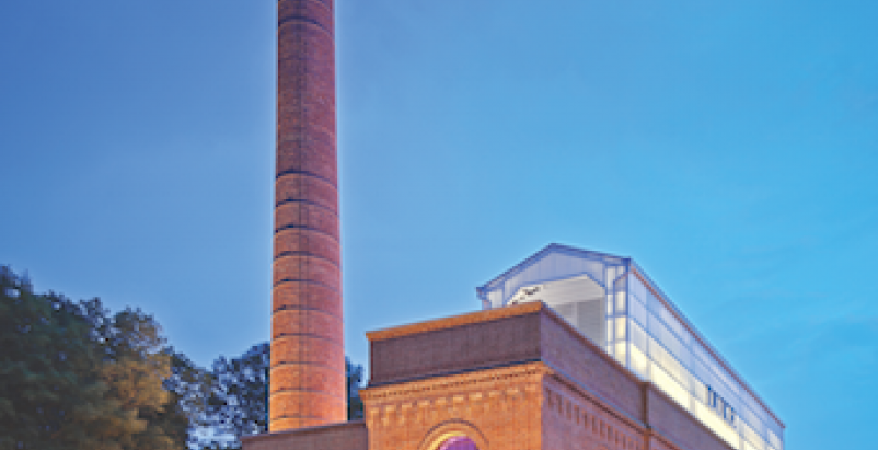 East Campus Steam Plant, Duke University
