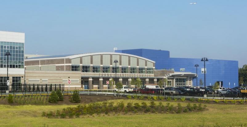 Exterior of High Tech High School