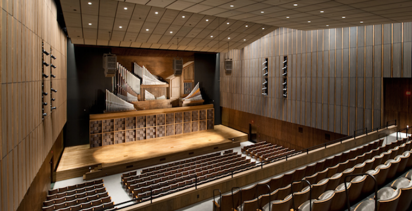 Gartner Auditorium, Cleveland Museum of Art