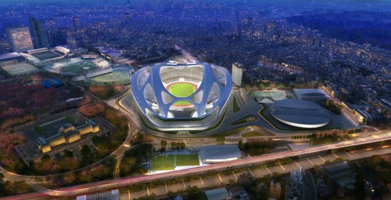 Renderings: Zaha Hadid Architects
