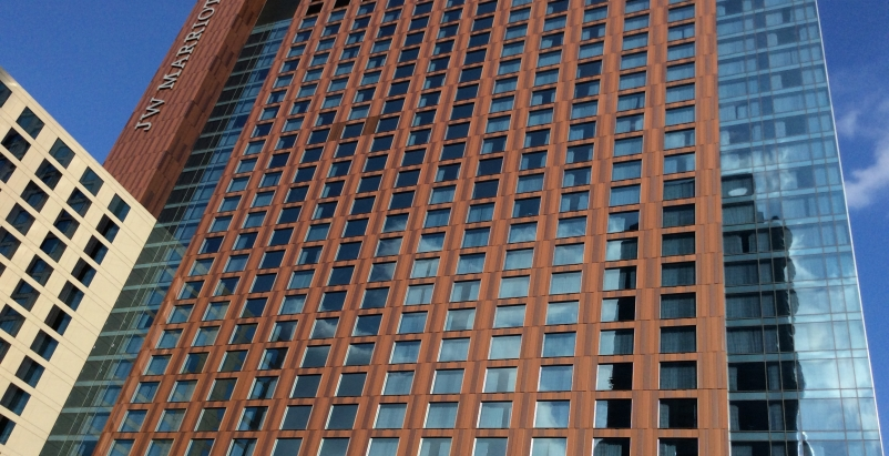 Valspar delivers custom coating solution for JW Marriott Austin
