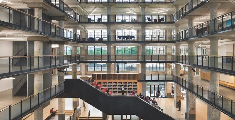 10 story atrium