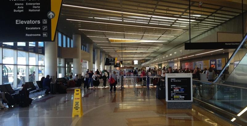 Boston Logan Airport Rental Car Center