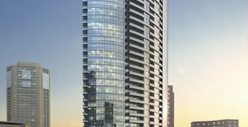 The LPM Apartments in Minneapolis is one of two large new Magellan Development p