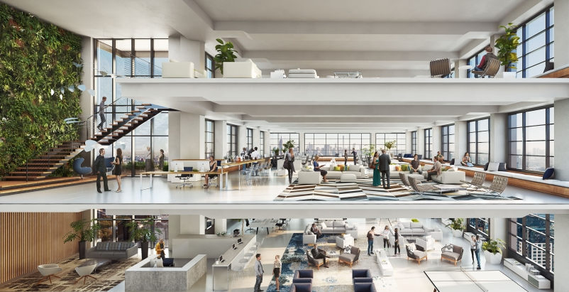FXCollaborative to Anchor One Willoughby Square with 40,000‐sf Lease