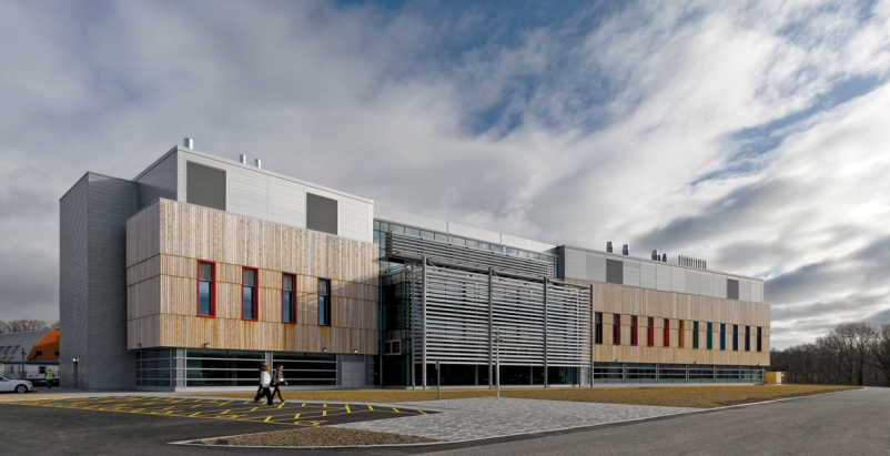 UK's leading foot and mouth disease lab turns containment design inside out