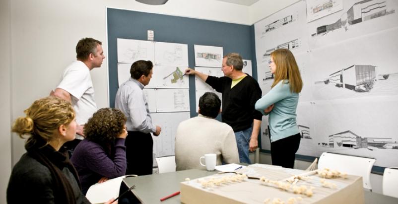 Best AEC Firms 2011 MHTN Architects